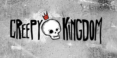 Retro Horror Comedy Creepy Kingdom Article