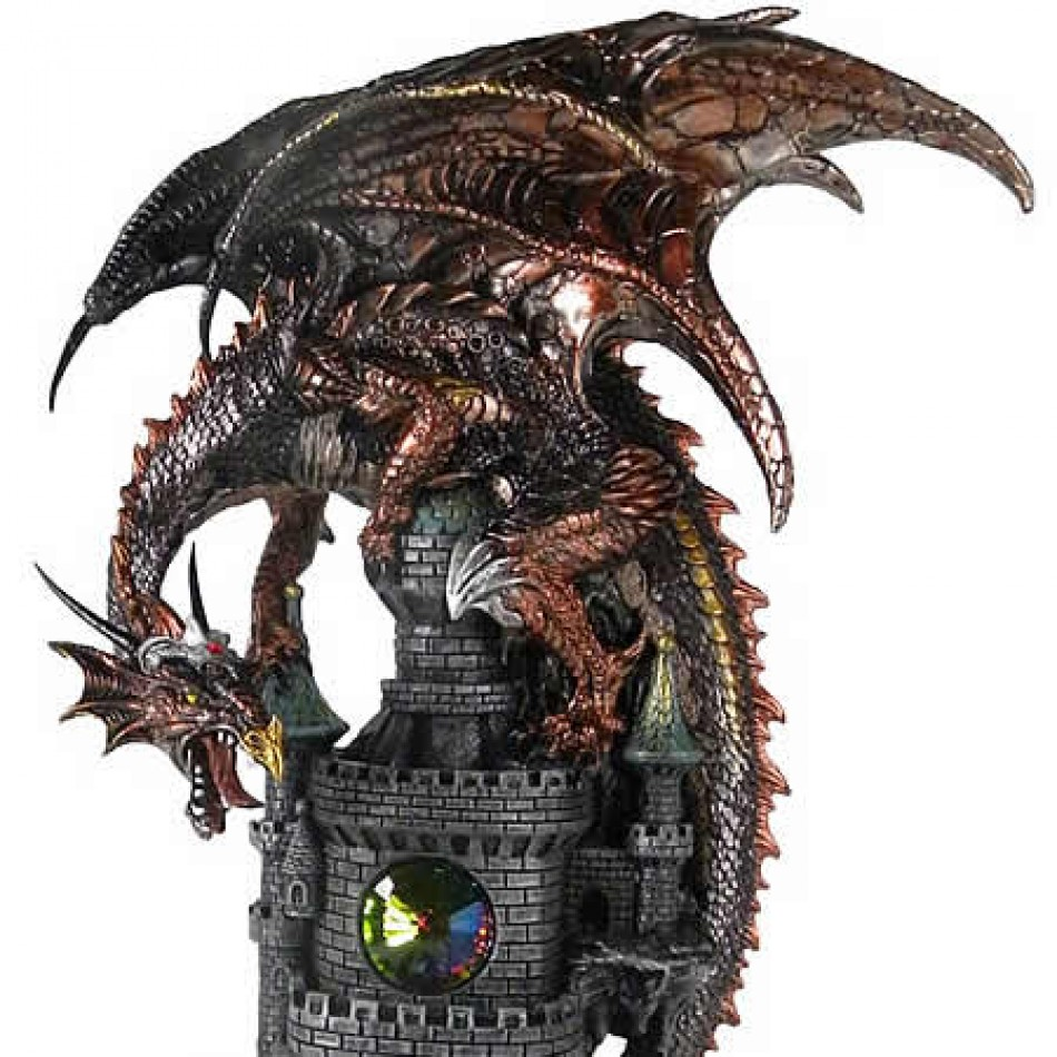 Vampires Kitchen Nemesis Now Ragnor Dragon Figurine