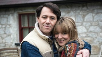 Reece Shearsmith and Sheridan Smith
