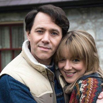 Reece Shearsmith and Sheridan Smith