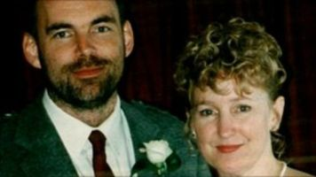Malcolm Webster and Felicity Drumm