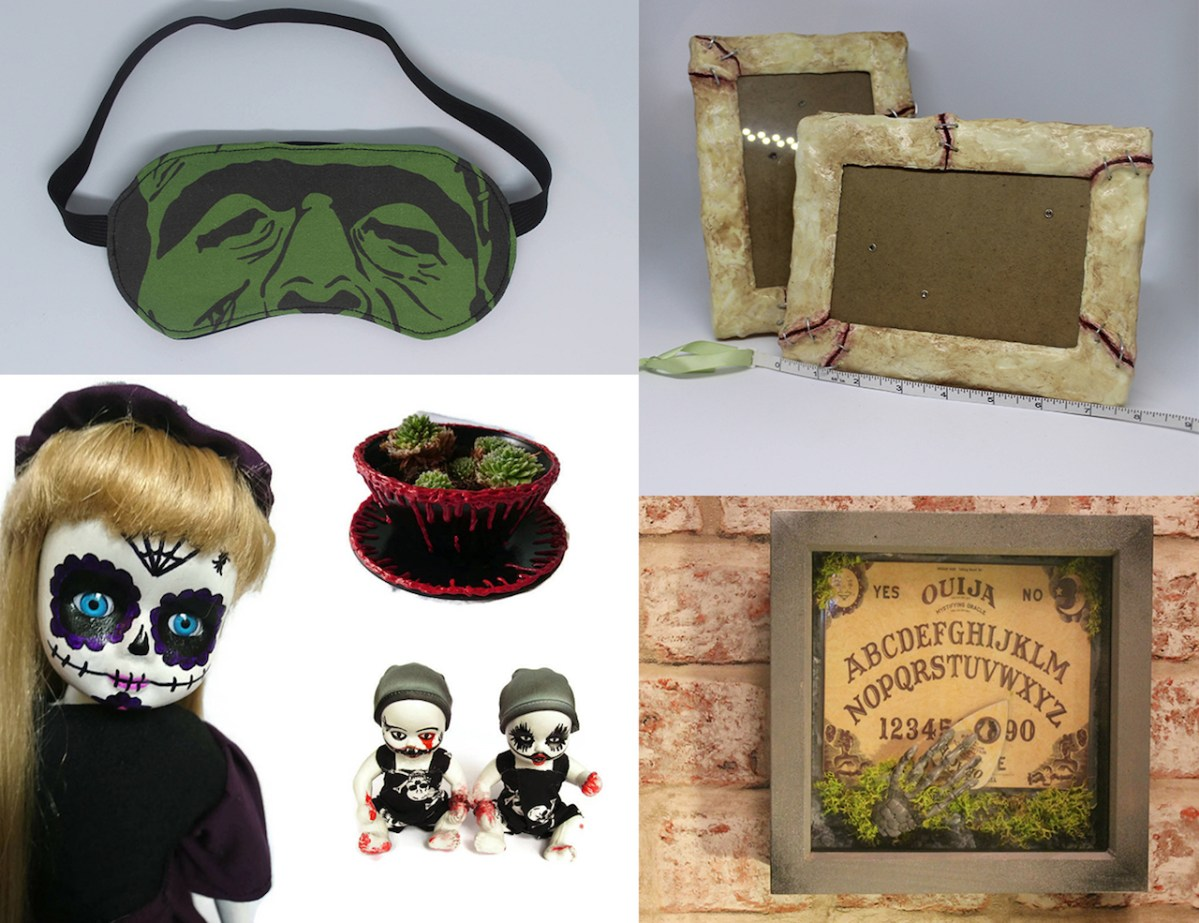 5 Eerily Unique Gifts For Fans of the Creepy and Macabre