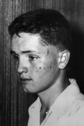 Charles Manson at Fourteen Years Old