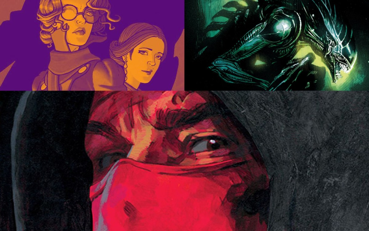 The 7 Best Dark Graphic Novels of 2017