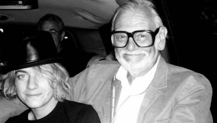 tina-and-george-romero