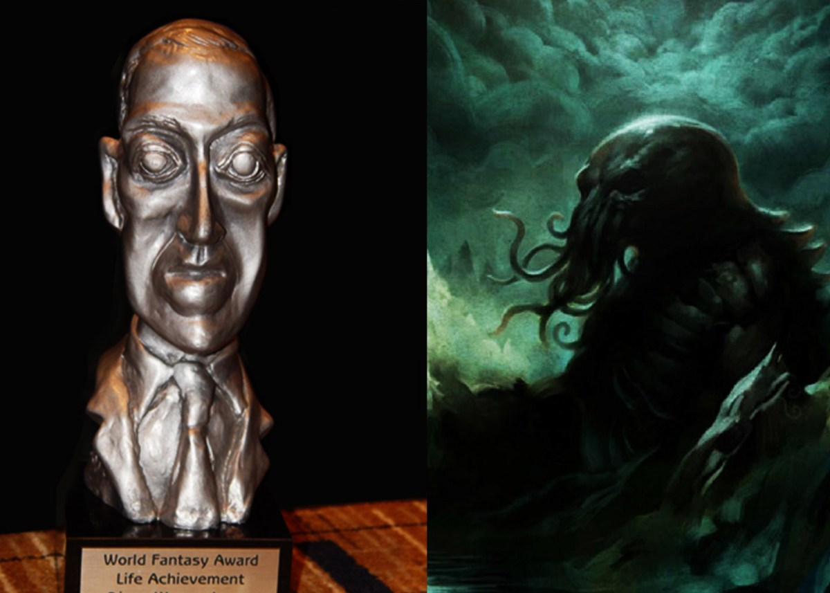Cthulhu Gets Woke: Confronting Lovecraft's Legacy