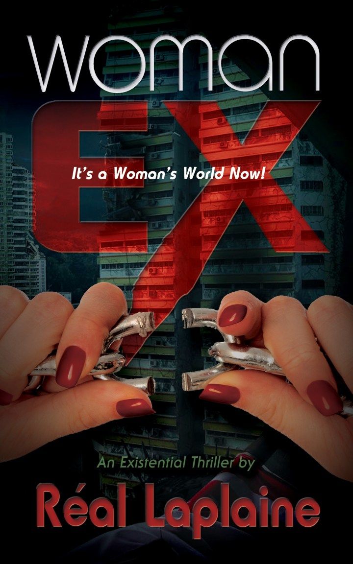 WomanEX - front cover