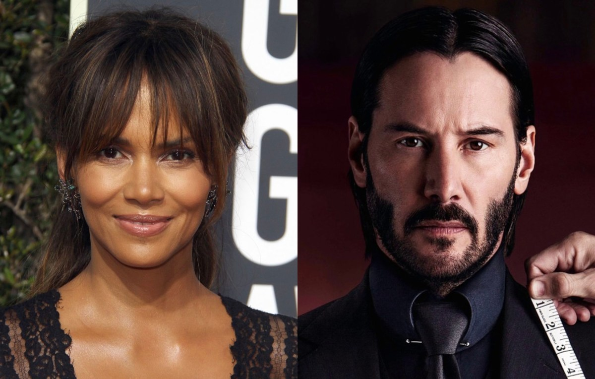 Halle Berry Joins the Cast of John Wick 3