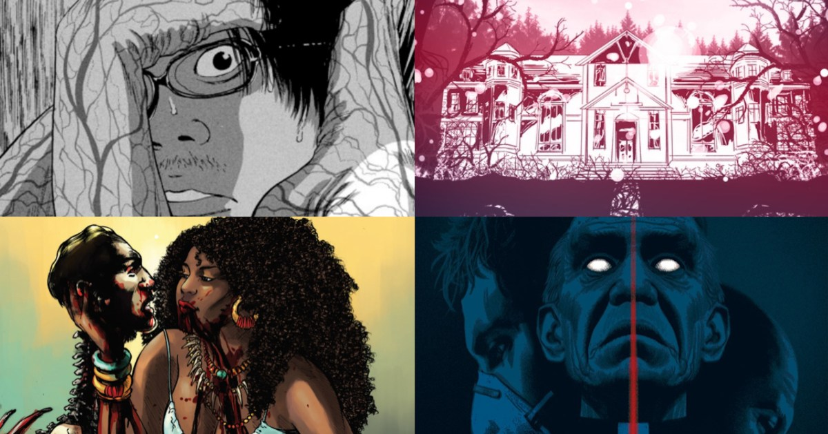 The Top 10 Horror Comics of 2018