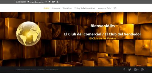 El Club del Vendedor / Comercial