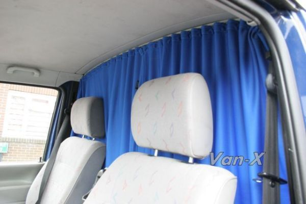 Cab Divider Curtain Blind Kit for VW T5 / T6 Transporter-1046