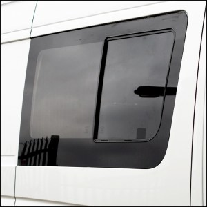Side Sliding Window for Volkswagen Crafter SWB-6383