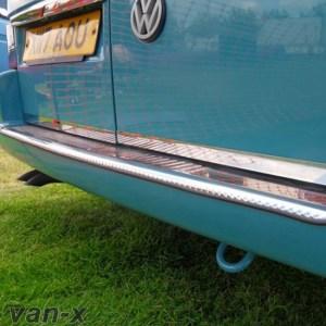 Barndoor Edge Trim for VW T4 Transporter Stainless Steel -19366