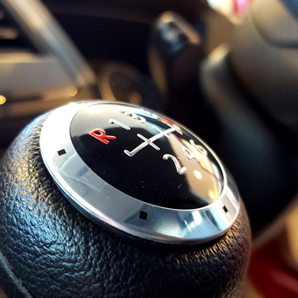 6 Gear Knob Cap / Cover for VW T5 Transporter-0