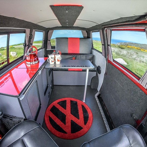 Curtains for VW T5 Premium Create Your Own Bundle-8581
