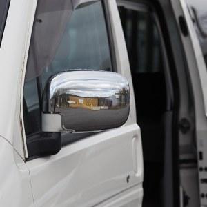 ABS Chrome Mirror Covers for Mazda Bongo-0