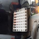 Van X Barndoor Led Rear Tail Lights For Vw T5 Transporter