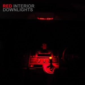 Interior Downlight LED lens for T5, T5.1 & T6-0