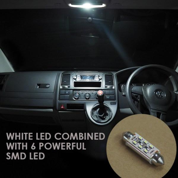 Interior Downlight LED Light Bulb for T5, T5.1 & T6-0
