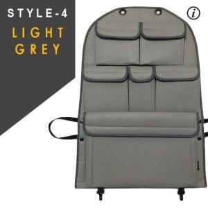 Back Seat Organiser for VW T6 Transporter-8657