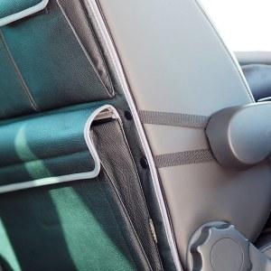 Back Seat Organiser for VW T6 Transporter-8653