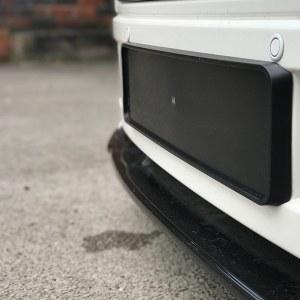 SPORTLINE SPOILER FRONT NUMBER PLATE TRIM FOR VW T5.1-8998
