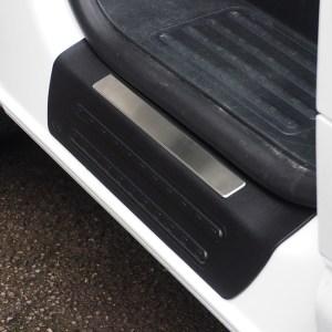 Side Step Entry Guards for VW T6 Transporter (SET OF 2)-0