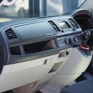 Van-X Comfort Dash, Matte Black