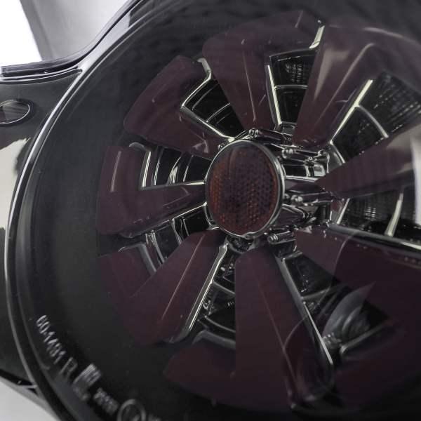 VAN-X Nissan Gtr R35 Smoked Dynamic Rear Led Lights 3 - GTR-902
