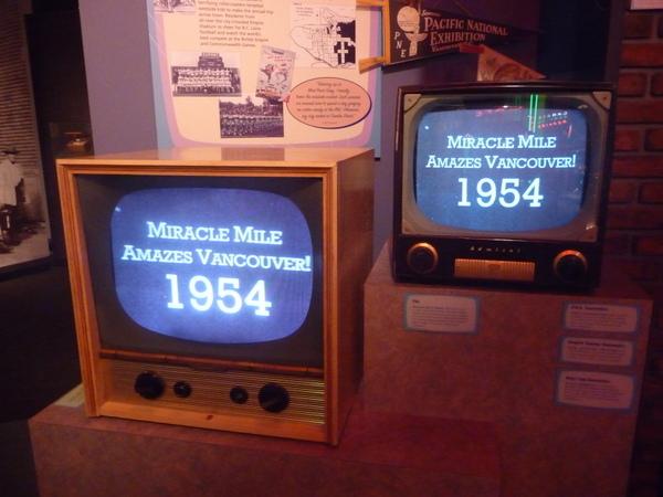 五十年代的电视
