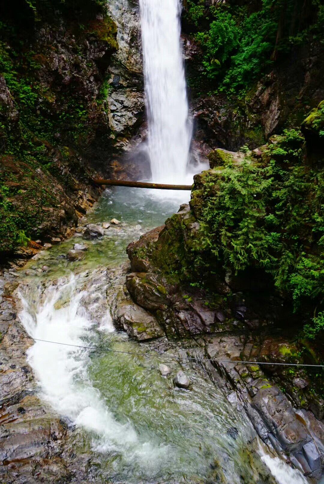 菲沙河谷瀑布游 | 溫哥華中山各中學校友會