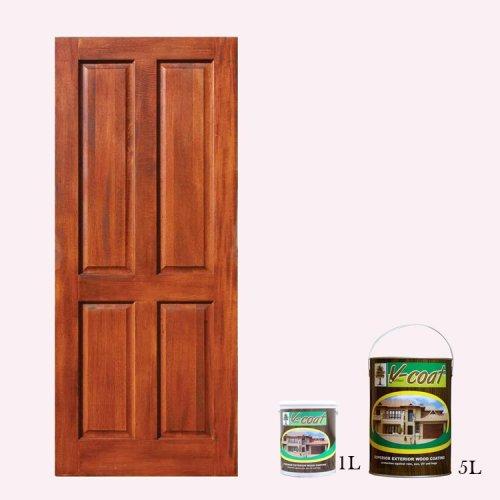 V-Coat Wood Sealer Golden Brown
