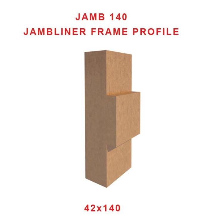 140mm Jamb Liner