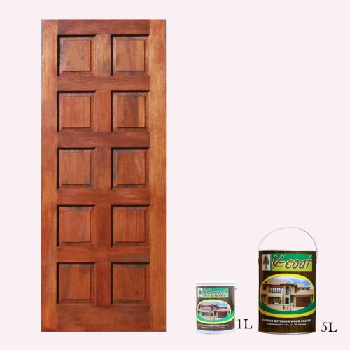 V-Coat Wood Sealer Teak
