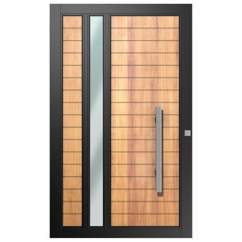 Van Acht Designer YOSO Contemporary Pivot Door Y2