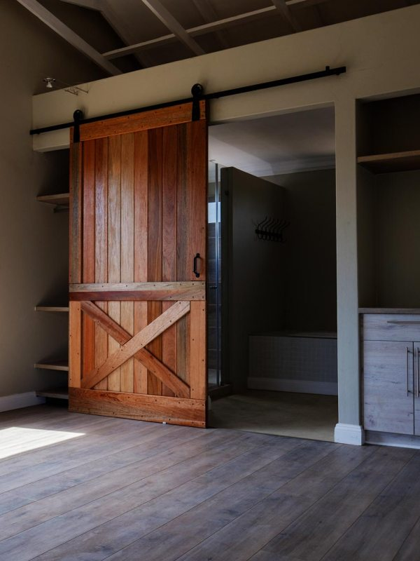 Van Acht Wood Barn Doors