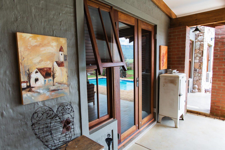 Van Acht Wood Windows Sash