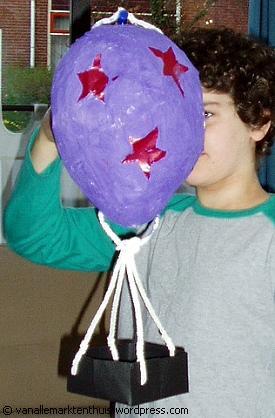 Luchtballonlampion