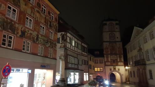 Pittoresk: Wangen by Night