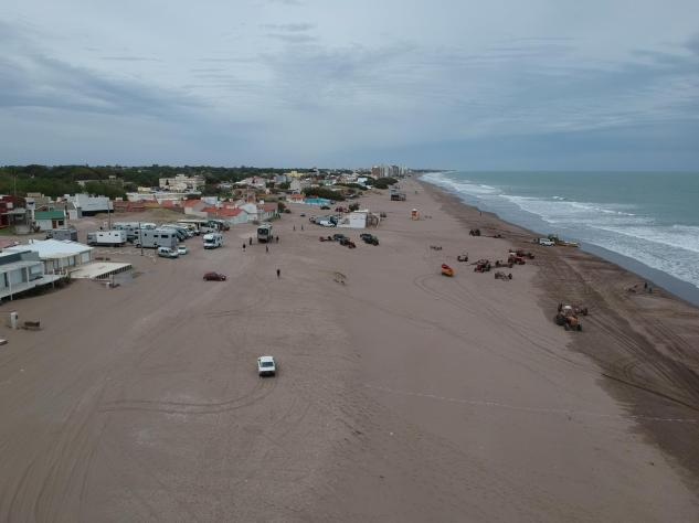 Camping in Monte Hermoso