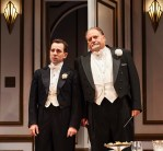 """Ken Ludwig's """"A Comedy of Tenors"""" directed by Stephen Wadsworth stars Ken Ludwig's """"A Comedy of Tenors"""" directed by Stephen Wadsworth features RobMcClure (left) and Ron Orbach. PHOTO: Roger Mastroianni"""