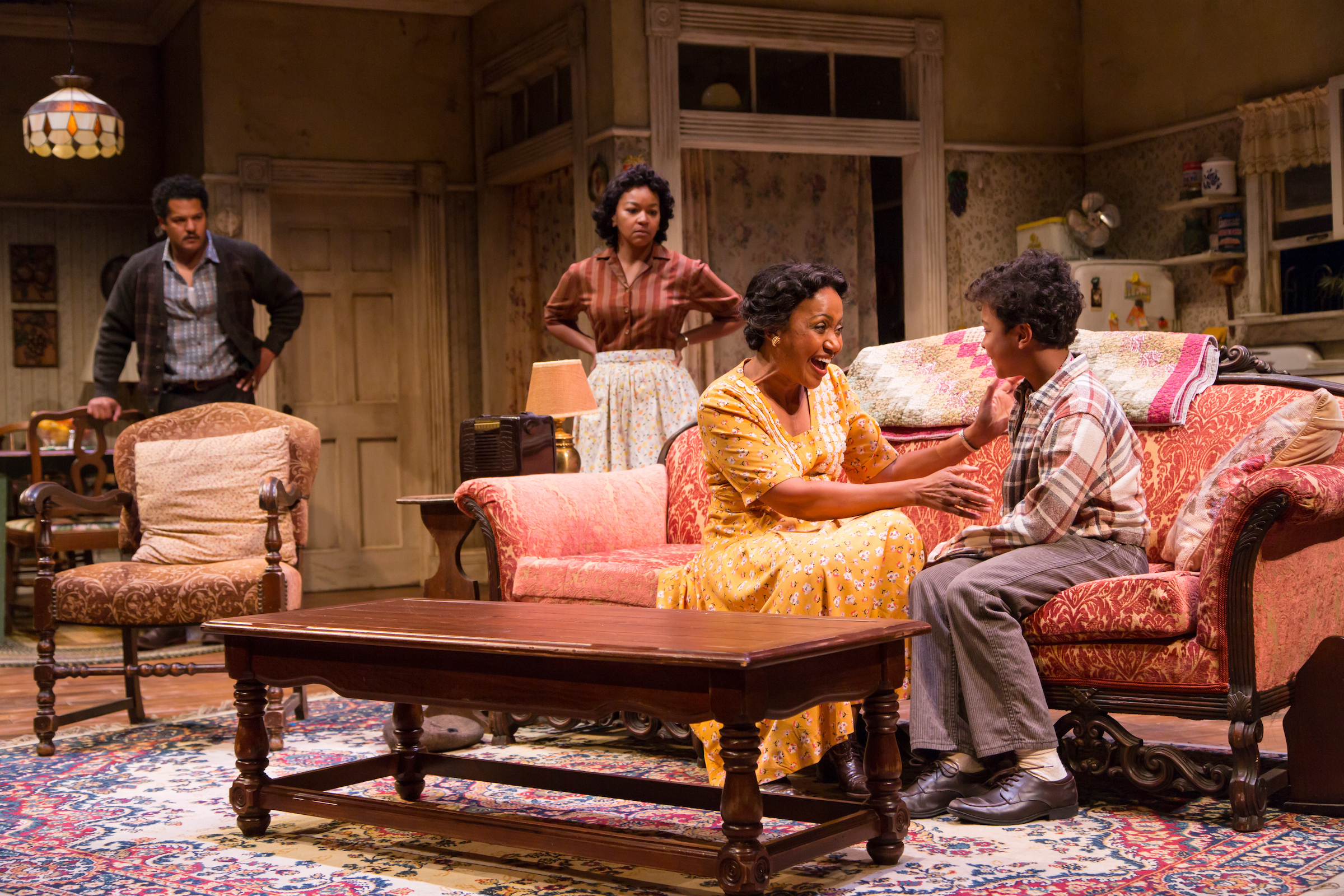 A Raisin In The Sun Cast Deliver Performances In A Play Not To Be Missed