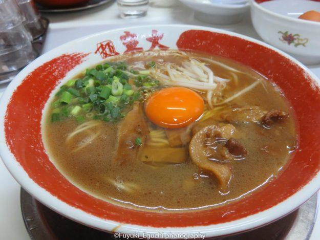 徳島ラーメン並600円なり (Canon PowerShot SX710 HS)