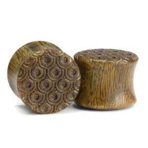 Holz Plug Jungfernheide Verawood – van branch – Paaransicht