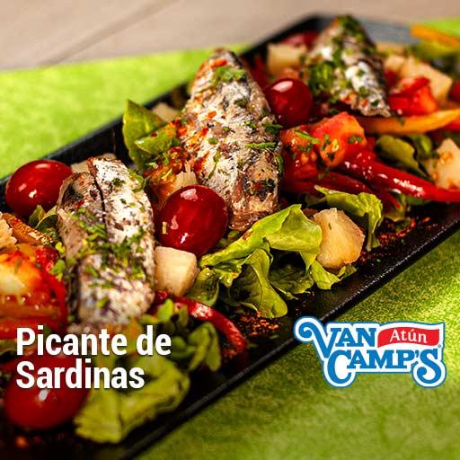 como preparar picante de sardina