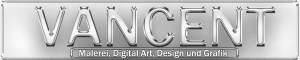 logo2 - Venice Murano - Digital Art by Lutz Roland Lehn