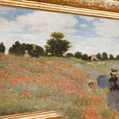 Tribute To Claude Monet