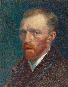 VanGogh - Self-Portrait