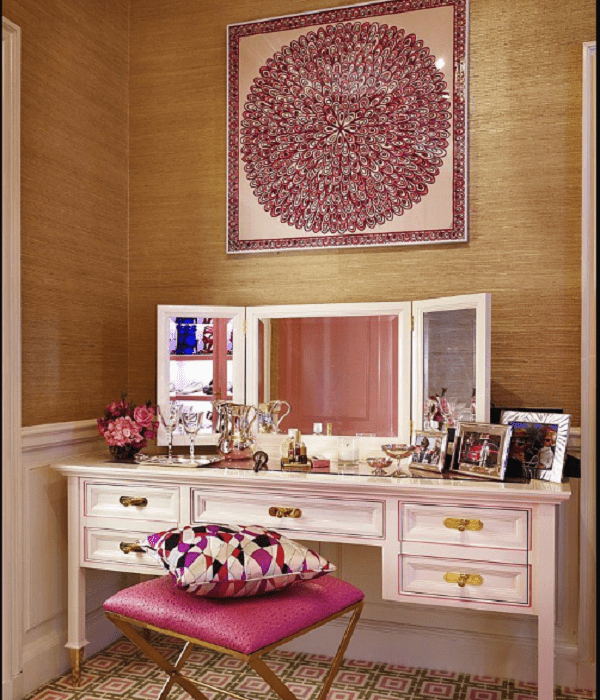 small makeup room ideas
