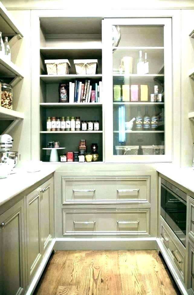 small walk in pantry ideas